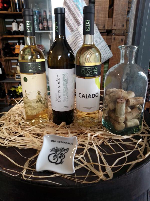 alentejo vins blanc adega mayor