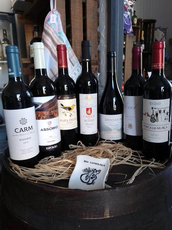 vins rouges douro portugal