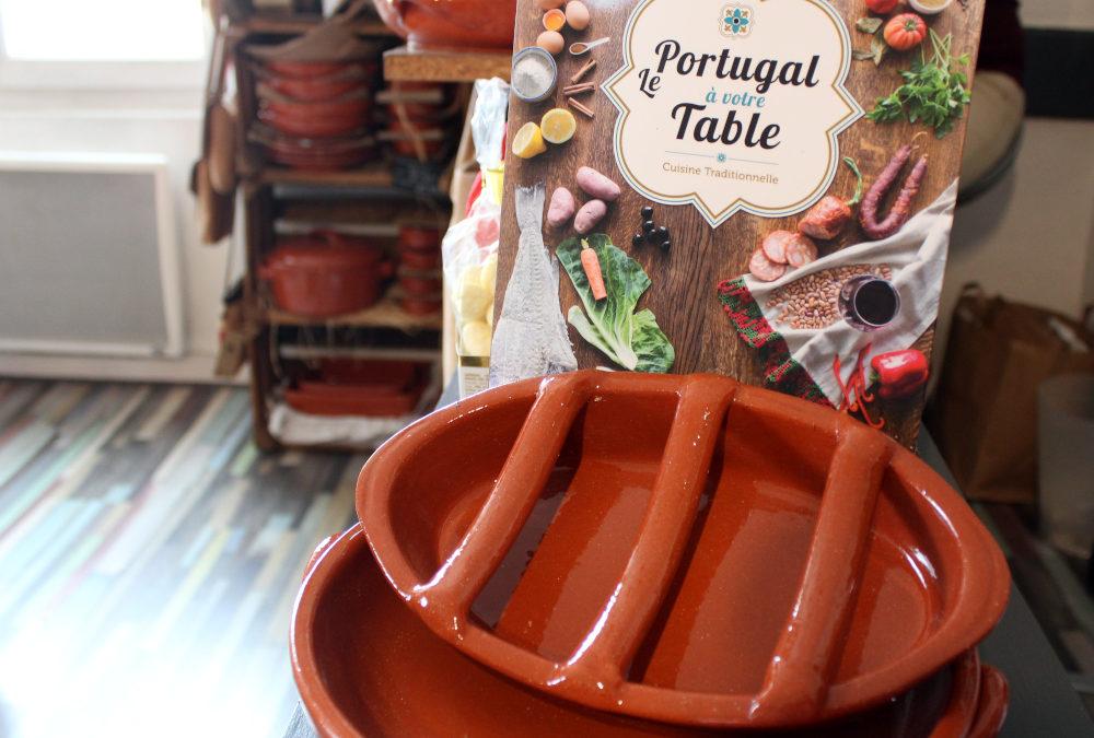 grill a chorizo portugais
